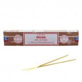 Nag Champa musk 15gr (12 bâtonnets.)