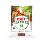 Mix de Superfruits + éclats de fèves cacao bio 30 gr