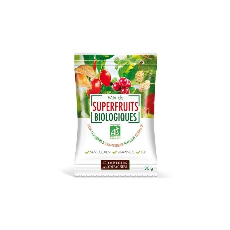 Mix de Superfruits bio 30gr 30 gr