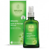 Huile de massage Minceur Weleda 100 ml