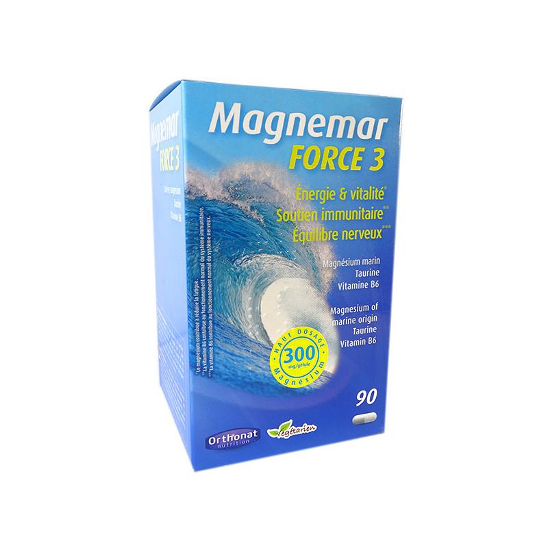 Magnemar Force 3 90 gélules