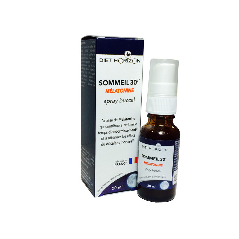 Sommeil 30' Mélato Spray Buccal 20ml Spray 20 ml