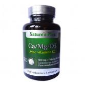 Ca/Mg/D3 calcium Magnésium et Vitamine D3 30 comprimés