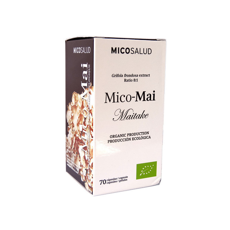Mico-Mai Maitake Bio 70 gélules