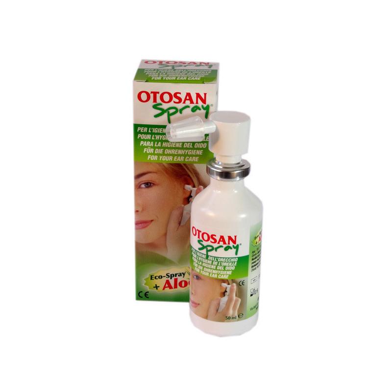Spray auriculaire Otosan Spray 50ml