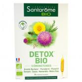 Detox bio Santarome 20 ampoules