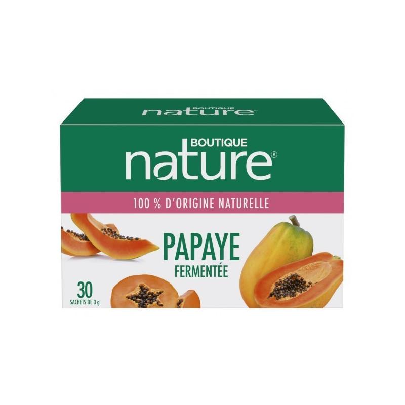 Papaye fermenté boite de 30 sachets