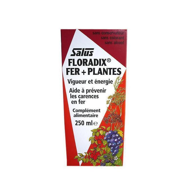 Floradix salus 1 flacon 250 ml