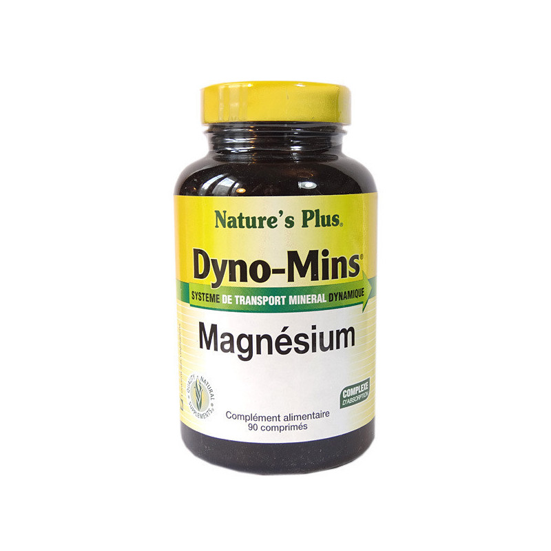 Dyno-Mins Magnésium 30 comprimés