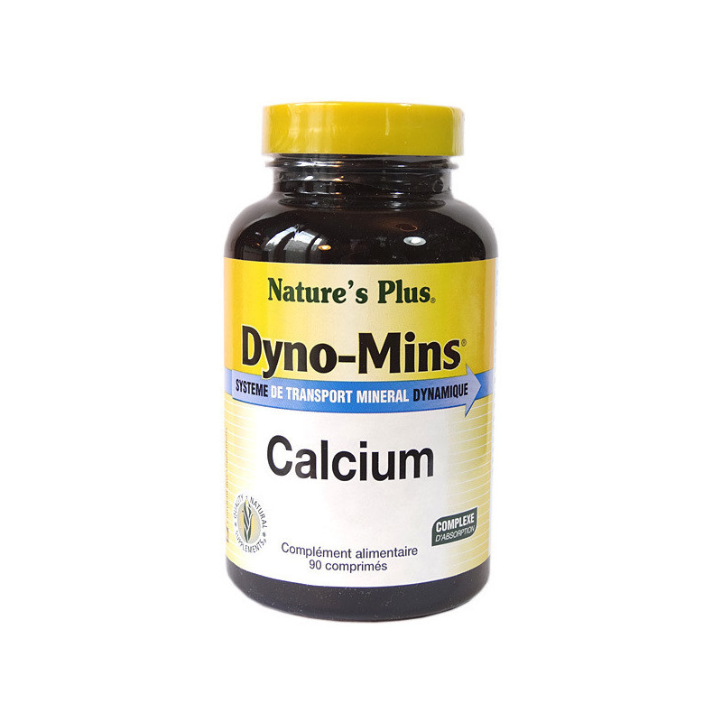 Dyno-Mins Calcium 90 comprimés