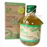 Olivie Plus 30X Huile d'olive Bio 1 bouteille 250 ml