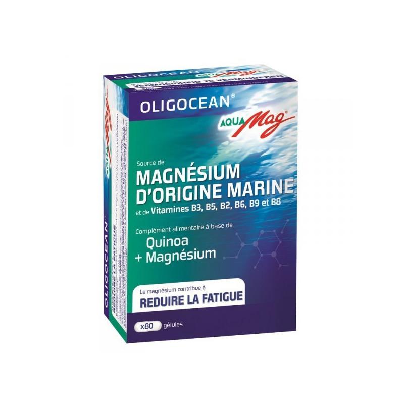 AQUAMAG 80 Gélules Oligocéan 80 gélules