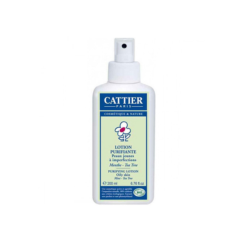 Cattier Lotion Purifiante 200 ml