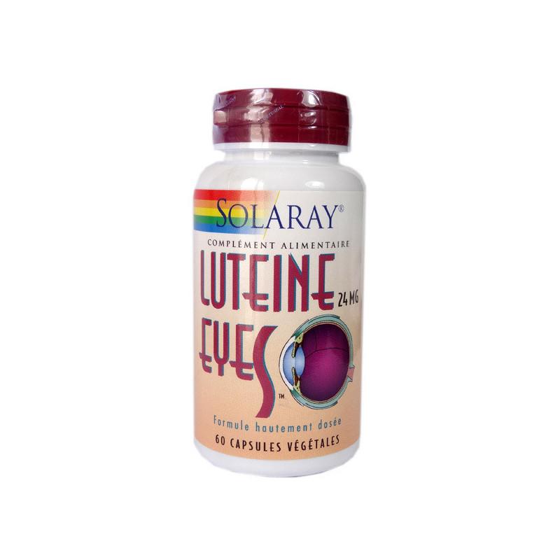 Luteine Eyes 24mg 60 capsules végétales