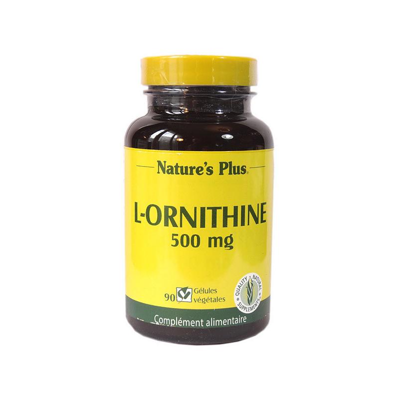 L-Ornithine 90 gélules