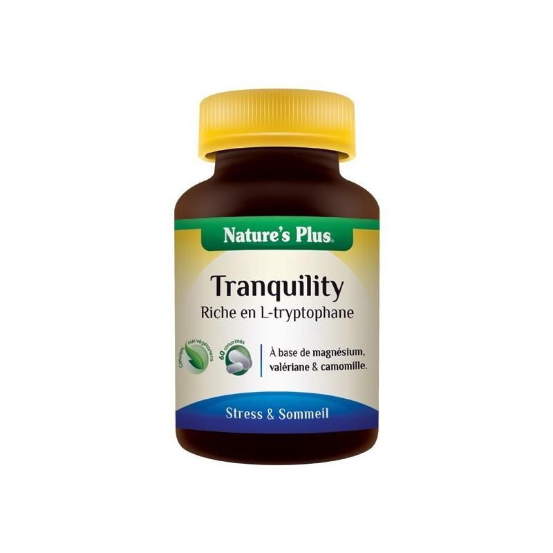 Tranquility Nature's Plus 60 comprimés