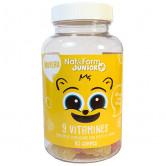 Ours + 9 vitamines Nat & Form 1 boîte de 60 ours