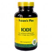 Iode Nature's Plus 300 comprimés