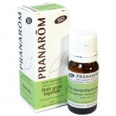 Petit grain bigarade Bio 10ml Pranarom Flacon 10ml