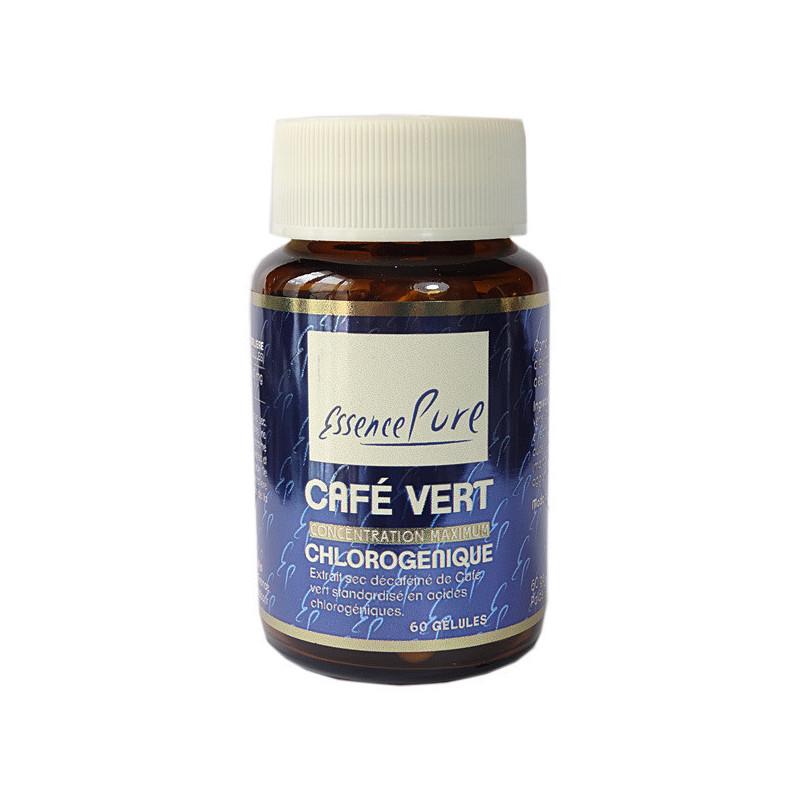 Café Vert Chlorogénique 60 gélules