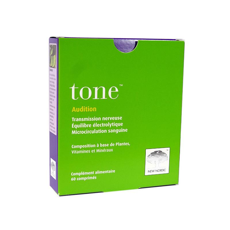Tone New Nordic 60 comprimés