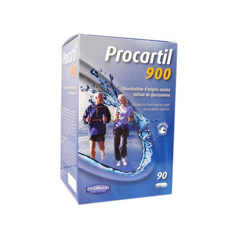Procartil 900 90 gélules