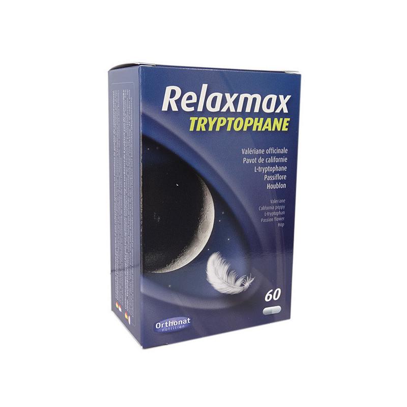 Relaxmax avec Tryptophane 60 gélules