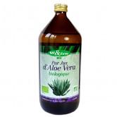 Pur jus d'Aloe Vera Bio Nat & form 1 Litre