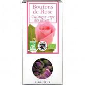 Boutons de Rose Bio 30gr
