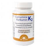 Curcumine K2 Dr Jacob's 60 gélules
