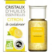 Cristaux Citron Flacon de 10gr