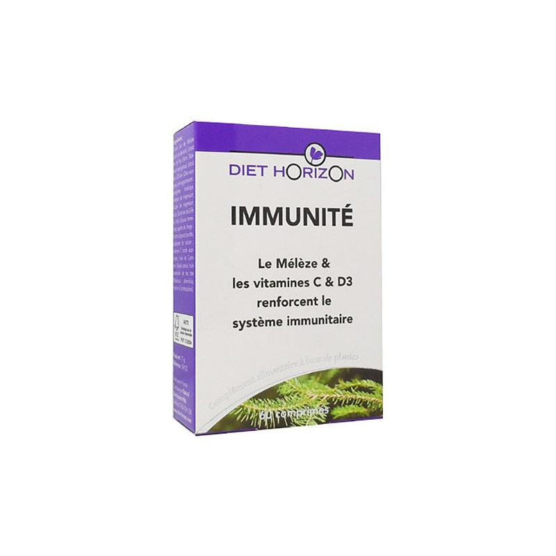 Immunité Diet Horizon 60 cp