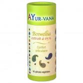 Boswellia bio à 65% Ayur-Vana 60 gélules