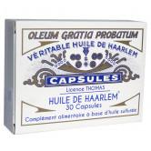 Huile de HAARLEM 30 capsules 30 capsules