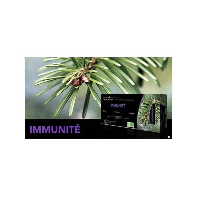 IMMUNITE Bio Ampoules TEP 20 ampoules