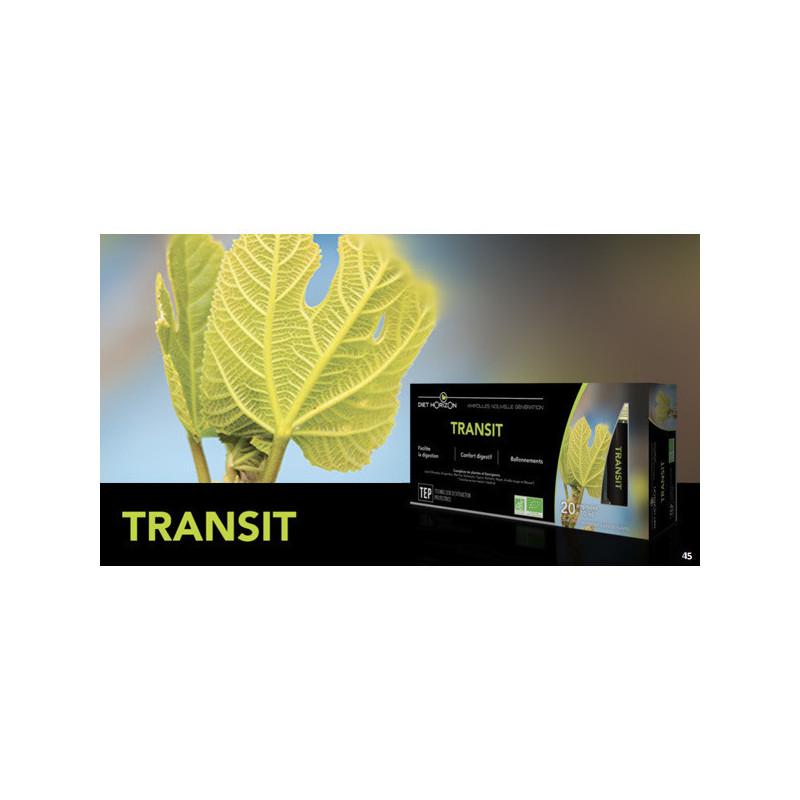 TRANSIT Bio Ampoules TEP 20 ampoules