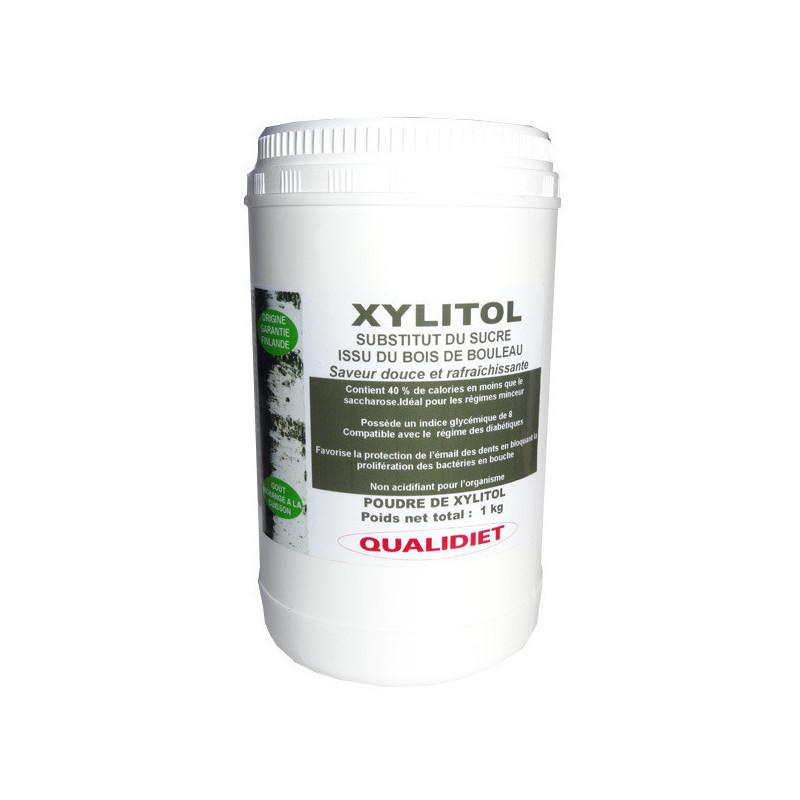 Xylitol poudre substitut du sucre 1 Kg