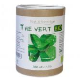 Thé Vert Bio Eco Nat & Form 200 gélules