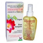 Dermophytum Huile corps Flacon Pompe 125 ml