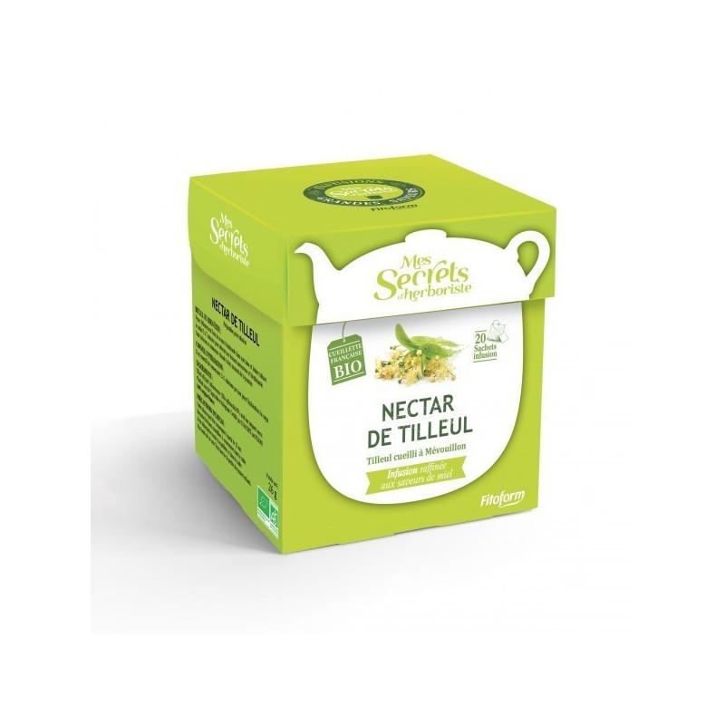 Nectar de Tilleul 20 sachets infusion