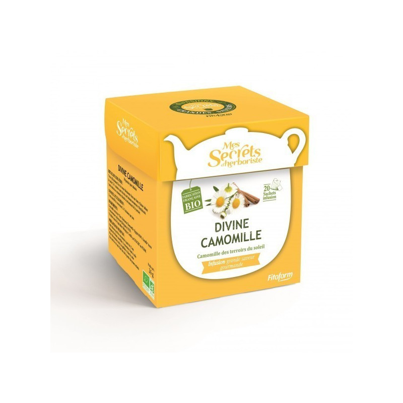 Divine Camomille 20 sachets infusion
