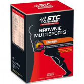 Brownie multisports STC nutrition 400 gr