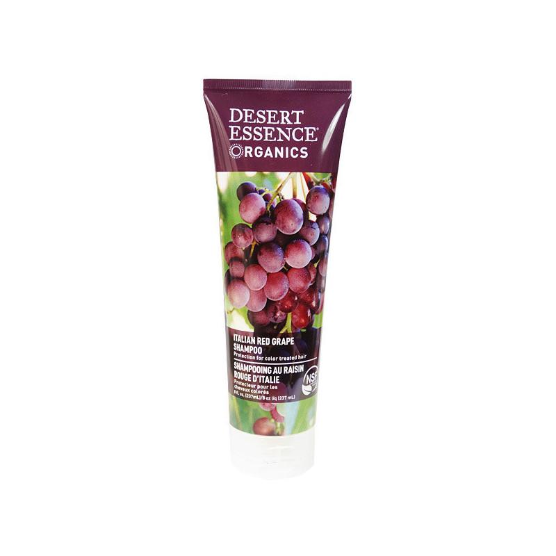 Shampooing au raisin rouge d'Italie 237ml