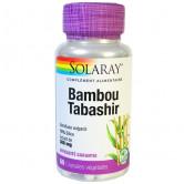 Bambou Tabashir Solaray 60 capsules