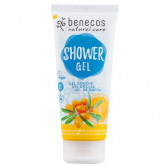 Benecos Gel douche argousier & orange Bio 1 tube 200 ml