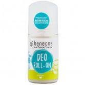 Benecos Déodorant Aloe Vera Bio - Roll On 1 Roll-On 50 ml