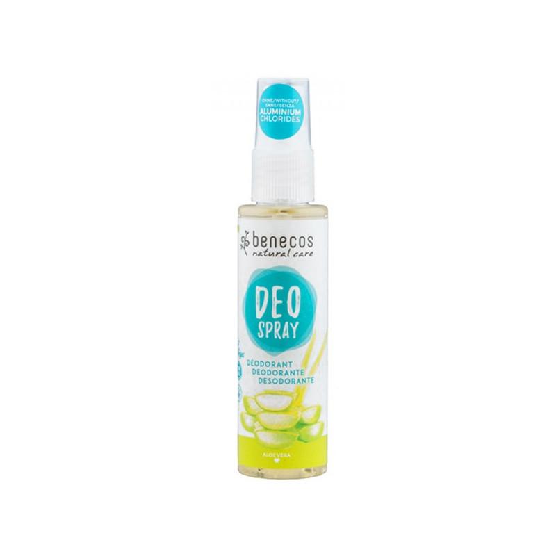 Benecos Déodorant Aloe Vera Bio - Spray 1 Spray 75 ml