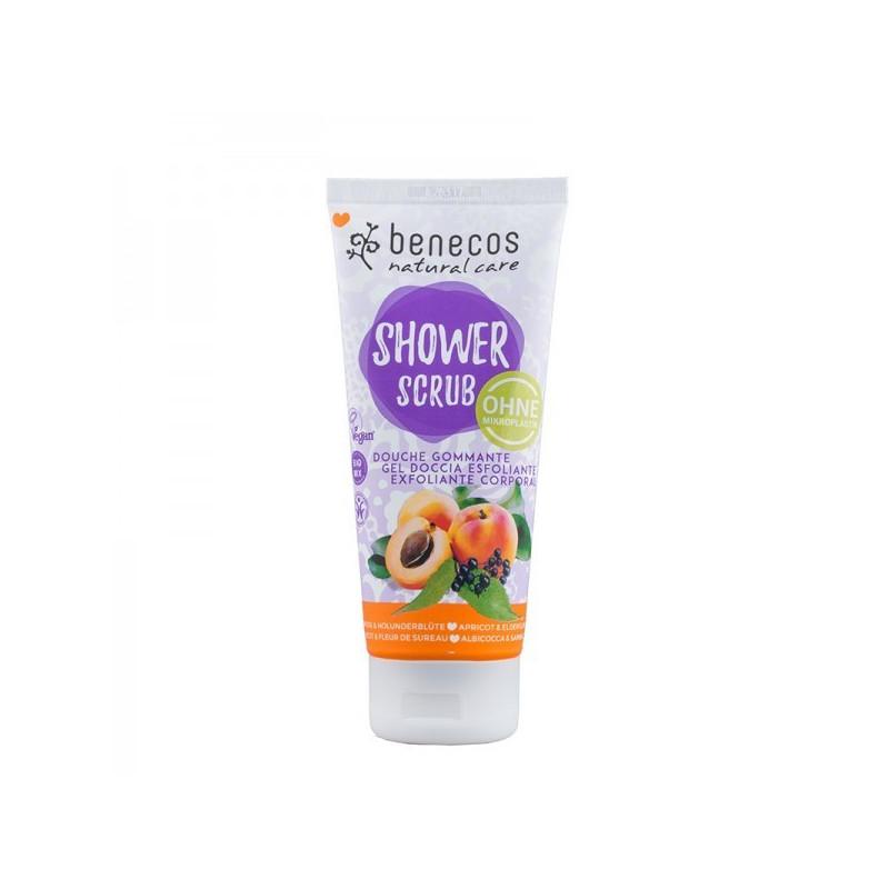 Benecos Gommage Corps Abricot & Sureau 1 Gommage 200 ml