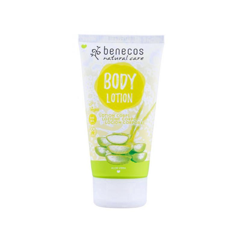 Benecos Lait Corps Aloe Vera Bio 150 ml 1 Tube 150 ml