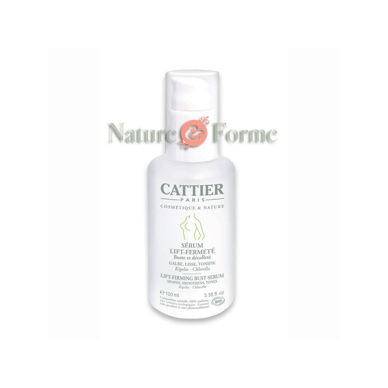 Cattier serum lift fermeté pompe 100ml